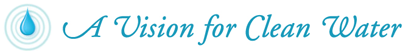 A Vision For Clean Water Logo