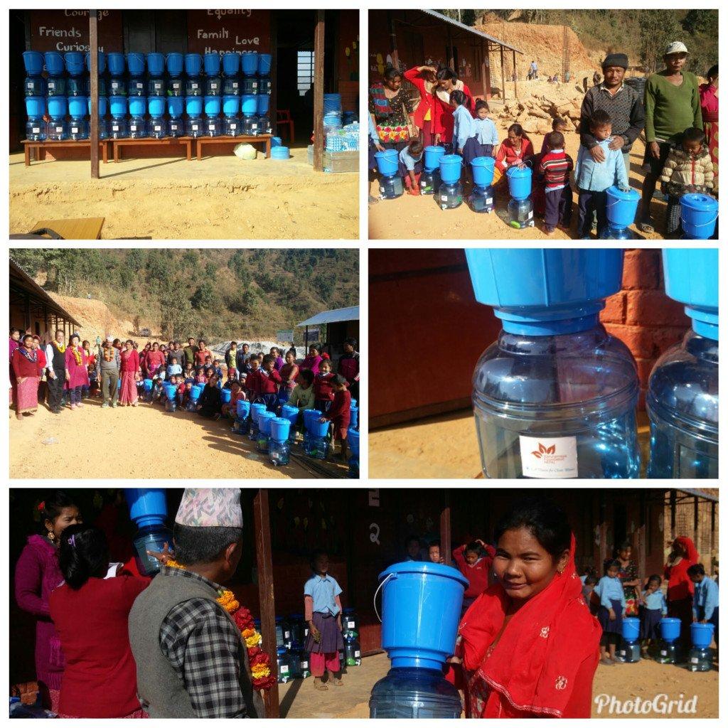 Dr. Lekha's Nepal Project